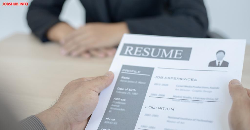 Maklumat Yang Wajib Ada Dalam Resume Beserta Contoh