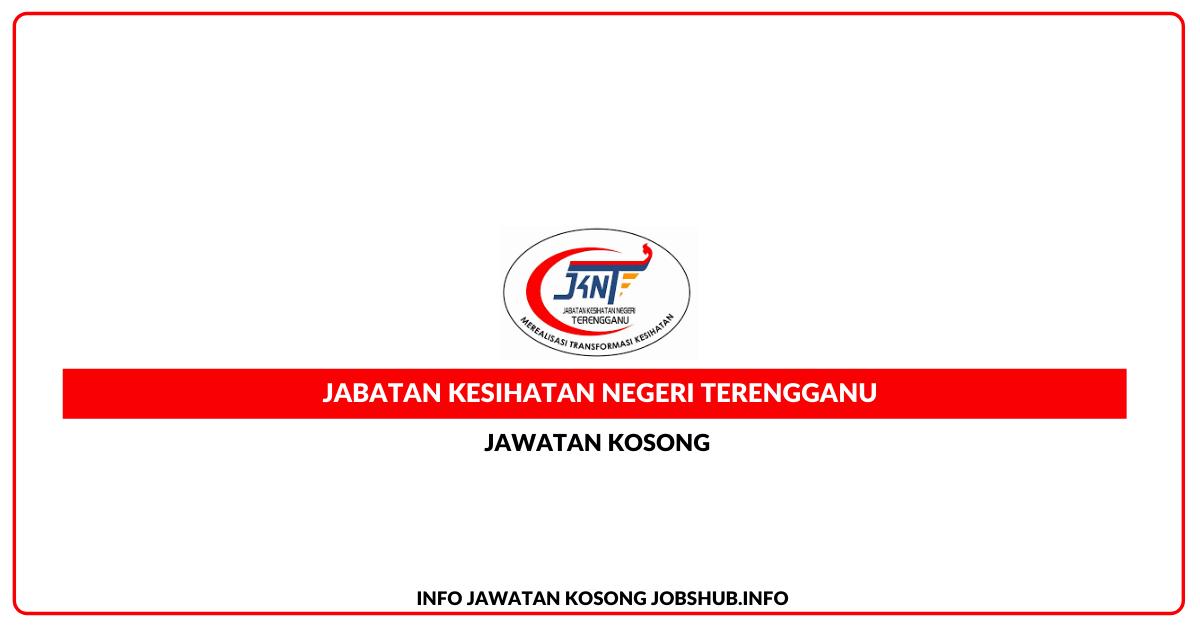 Jawatan Kosong Jabatan Kesihatan Negeri Terengganu » Jobs Hub